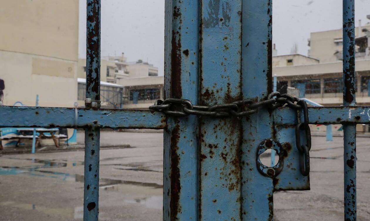 Προσοχή! Κλειστά σχολεία σήμερα (22/11) λόγω κακοκαιρίας - Δείτε τις περιοχές