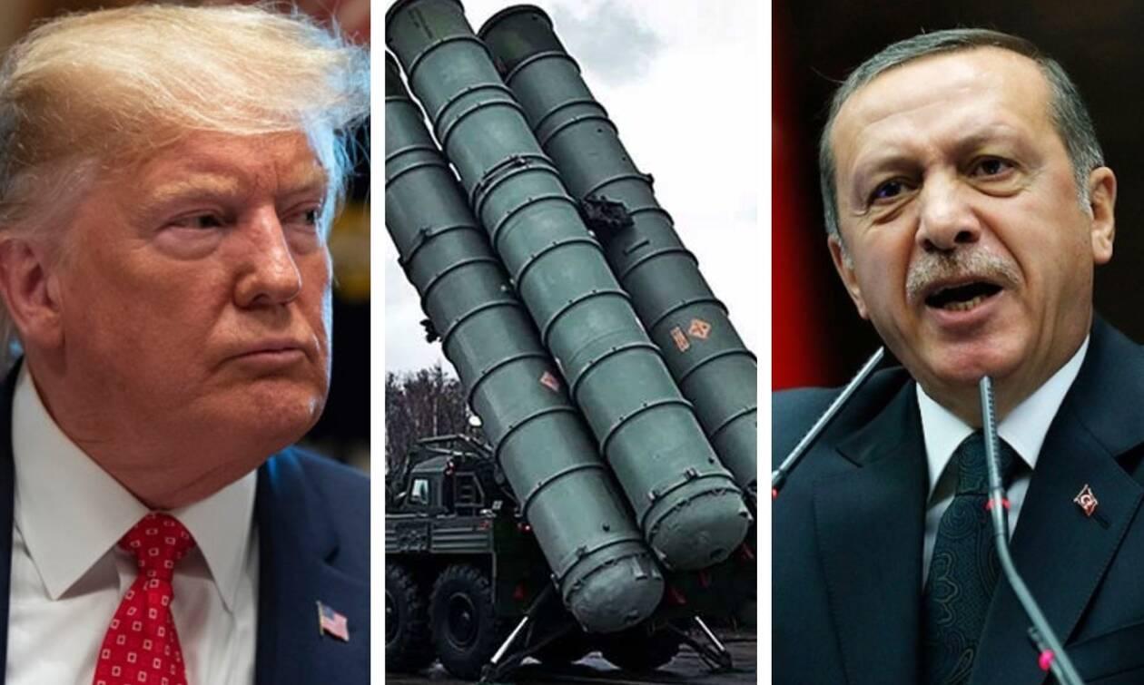 Οργή στις ΗΠΑ! Το τελεσίγραφο που «πάγωσε»τον Ερντογάν: Ξεφορτώσου τώρα τους S-400, αλλιώς...