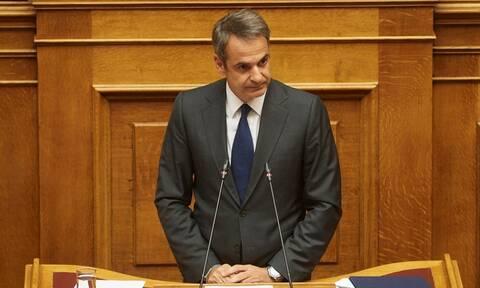 Βουλή LIVE: «Η Ώρα του Πρωθυπουργού» - Ο Μητσοτάκης απαντά σε Τσίπρα και Γεννηματά