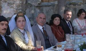 Κόκκινο Ποτάμι: Ματωμένος ο γάμος Θέμη – Βασιλικής (Pics)