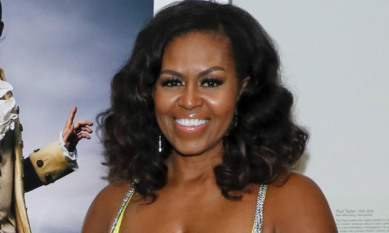 Απίστευτο: Για ποιο βραβείο είναι υποψήφια η Michelle Obama και γιατί