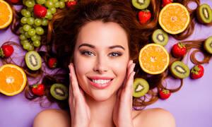 Ποια είναι τα καλύτερα φρούτα για λαμπερή και υγιή επιδερμίδα (εικόνες)