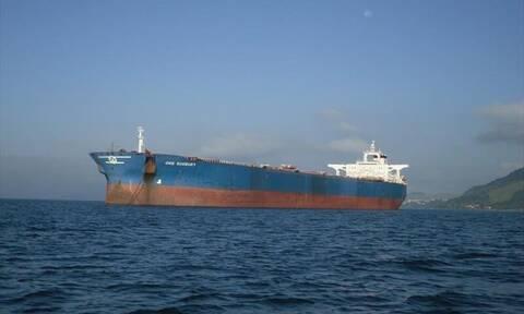 Τραγωδία στη θάλασσα: Νεκρός πλοίαρχος από φωτιά σε πλοίο με ελληνική σημαία