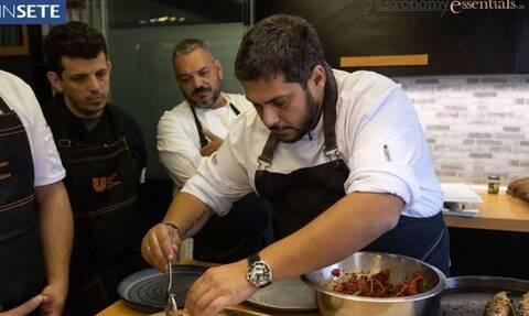 Σεμινάρια για chef  με τη συμμετοχή του ΕΟΣ Σάμου
