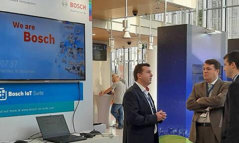 Bosch αυτοκίνηση: Προσωποποιημένη, αυτοματοποιημένη, διασυνδεδεμένη και ηλεκτρική