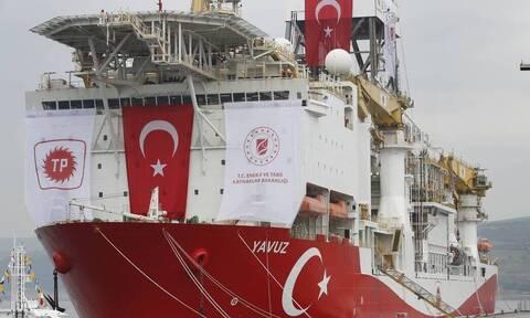Νέα πρόκληση της Τουρκίας: Θα διεξαχθούν πέντε γεωτρήσεις στην Ανατολική Μεσόγειο το 2020