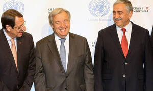 Κυπριακό: Υπέρ της επανέναρξης των συνομιλιών το Βερολίνο