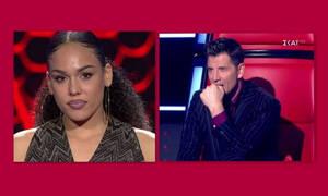 The Voice: Το πρόβλημα υγείας παίκτριας και η δύσκολη απόφαση του Ρουβά! Συνέχισε ή όχι; (Vid)