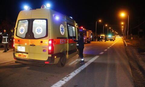 Θεσσαλονίκη: Θανατηφόρο τροχαίο στη Χαλκηδόνα - Τραυματισμένοι μητέρα και το 13χρονο παιδί της