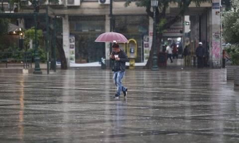 Καιρός: Έρχεται ο «Γηρυόνης» με ισχυρές βροχές, καταιγίδες και θυελλώδεις άνεμους