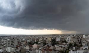 Έκτακτο δελτίο ΕΜΥ: Έρχονται σφοδρές καταιγίδες και θυελλώδεις άνεμοι - Προ των πυλών ο «Γηρυόνης»