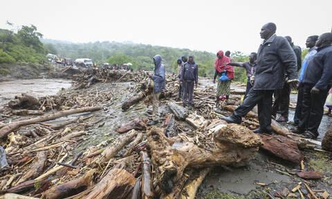 Κένυα: 36 νεκροί από κατολισθήσεις λόγω των ισχυρών βροχοπτώσεων - Αναμεσά τους 7 παιδιά
