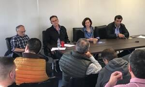 Περιφερειακή Ενότητα Βορείου Τομέα: Έκτακτη Συνεδρίαση Συντονιστικού Οργάνου Πολιτικής Προστασίας