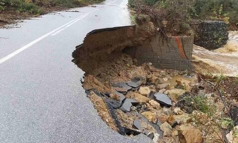 Θεσσαλονίκη: Κλιμάκιο του ΣΥΡΙΖΑ στην πληγείσα περιοχή της Ολυμπιάδας