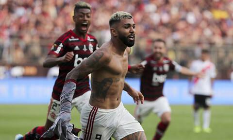 Copa Libertadores: Επική ανατροπή για Φλαμένγκο (video+photos)