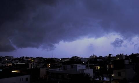 Ο καιρός σήμερα, Κυριακή 24 Νοεμβρίου - Πού βρέχει τώρα