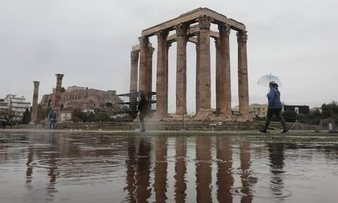 Καιρός - Έκτακτο δελτίο ΕΜΥ: Κυκλώνει την Ελλάδα ο «Γηρυόνης» - Μεγάλη προσοχή μέχρι την Τρίτη