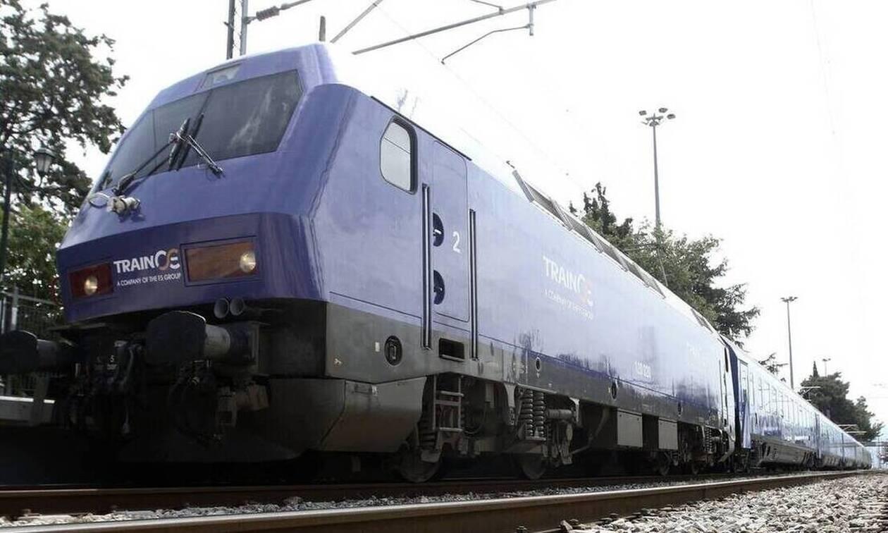 Κακοκαιρία - «Γηρυόνης»: Διακόπηκε η κυκλοφορία των τρένων από Σέρρες μέχρι Αλεξανδρούπολη