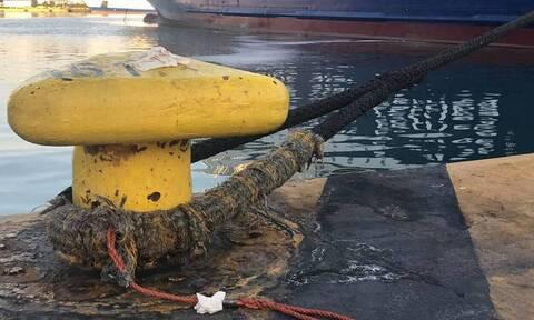Κεφαλονιά: Δεμένα τα πλοία λόγω των θυελλωδών ανέμων