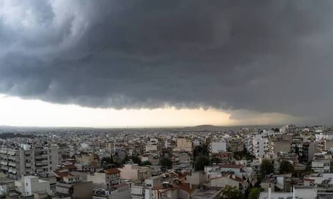 Κακοκαιρία: Έκτακτη ανακοίνωση για επικίνδυνα καιρικά φαινόμενα στη Μακεδονία τις επόμενες ώρες