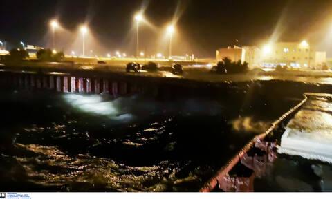 Κακοκαιρία: Οι πρώτες εικόνες από την τραγωδία στο Αντίρριο