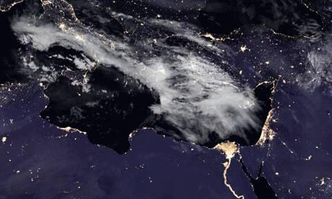 Καιρός - Γηρυόνης: Δύσκολες οι επόμενες ώρες - Δείτε την εξέλιξη της κακοκαιρίας (pics)