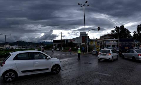 ΓΓΠΠ: Έκκληση στους κατοίκους της Αττικής να αποφύγουν τις μετακινήσεις λόγω κακοκαιρίας