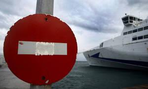 Απαγορευτικό απόπλου: Σε ποια λιμάνια είναι δεμένα τα πλοία λόγω της κακοκαιρίας