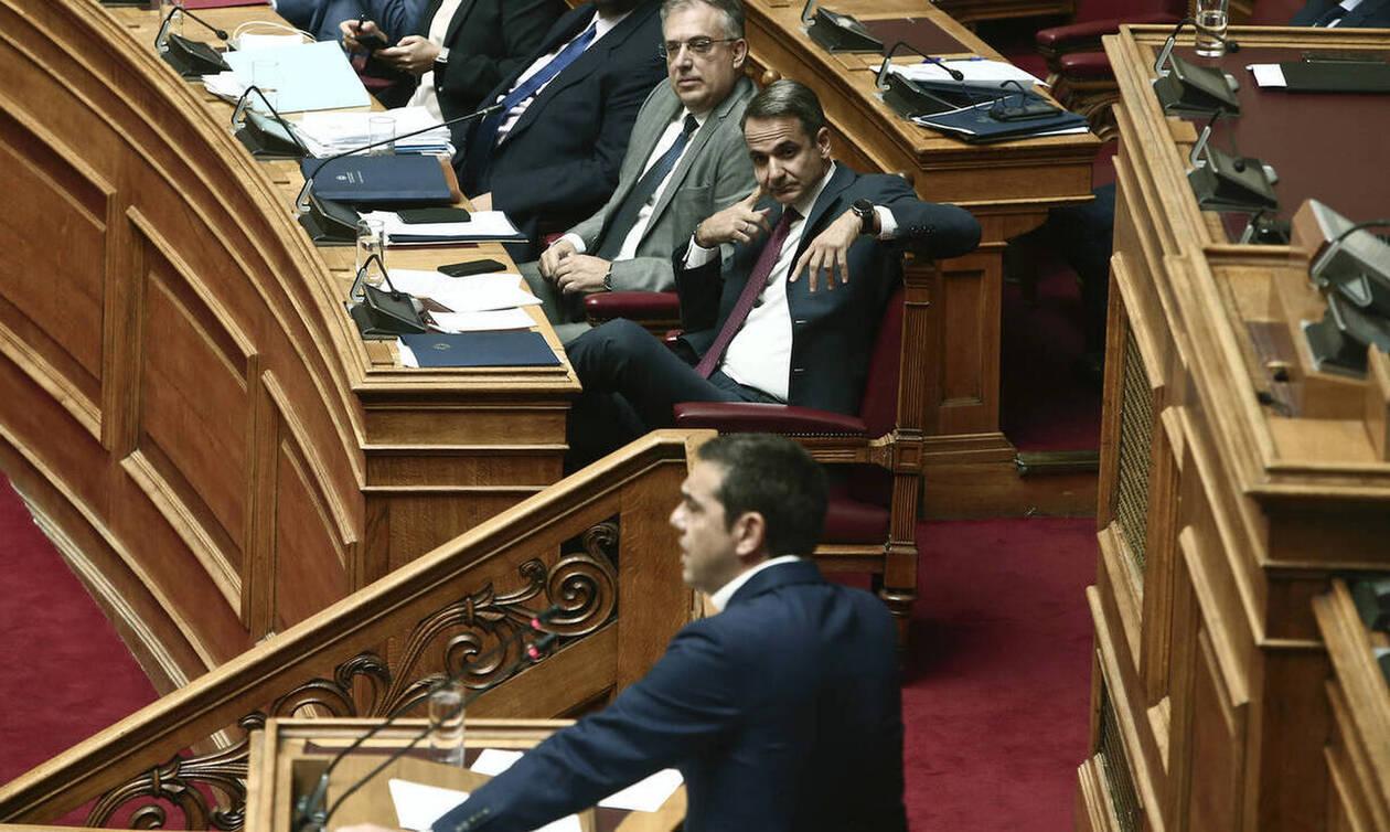Βουλή - Συνταγματική Αναθεώρηση: Σήμερα διασταυρώνουν τα ξίφη τους οι πολιτικοί αρχηγοί