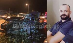 Λαμία: Θρήνος για τον πολύτεκνο πατέρα – Ποιος ήταν ο 37χρονος που σκοτώθηκε στο φρικτό τροχαίο