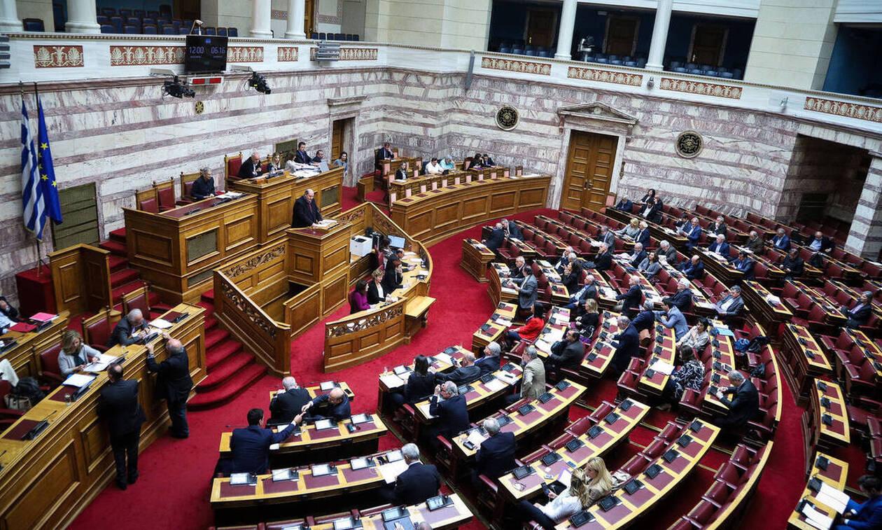 Βουλή LIVE – Συνταγματική Αναθεώρηση: H «μάχη» των πολιτικών αρχηγών