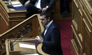 Συνταγματική αναθεώρηση - Τσίπρας: Αμήχανη και άτολμη συρραφή σκόρπιων διατάξεων