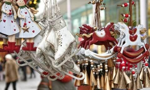 Τραγωδία σε χριστουγεννιάτικη αγορά: Νεκρό 2χρονο κοριτσάκι - Καταπλακώθηκε από γλυπτό πάγου (vid)