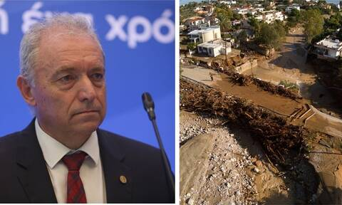 Κακοκαιρία «Γηρυόνης»: Πώς η φωτιά της 23ης Ιουλίου έθαψε στη λάσπη την Κινέτα – Τι λέει ο Λέκκας;