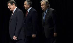 Κυπριακό - Γκουτέρες: Πρώτα βλέπει Αναστασιάδη και μετά Ακιντζί