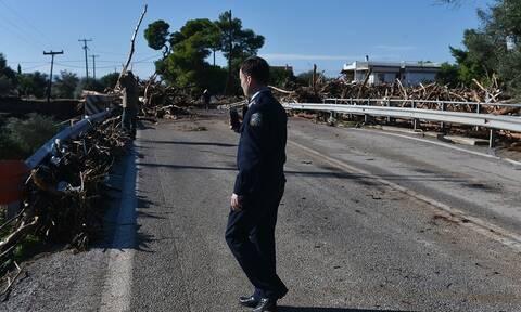 Τέλος στην αγωνία για τον άνδρα που κινείτο στην Εθνική Οδό Αθηνών - Κορίνθου