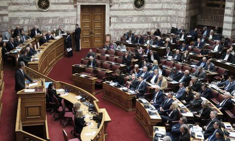 Βουλή: Δείτε LIVE τα αποτελέσματα της ψηφοφορίας για τη Συνταγματική Αναθεώρηση
