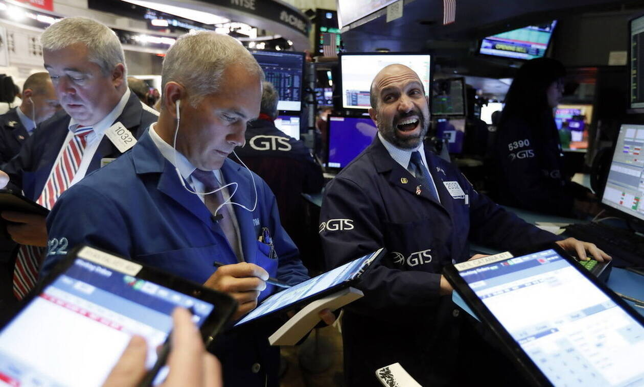 Nέα ιστορικά υψηλά στη Wall Street - Κέρδη για το πετρέλαιο