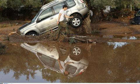 Φονικό το πέρασμα του «Γηρυόνη»: Νεκροί, ανυπολόγιστες καταστροφές και πόλεις θαμμένες στη λάσπη