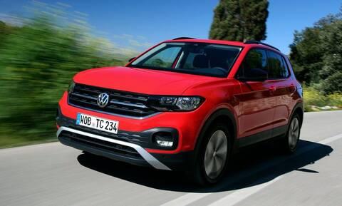 Το VW T-Cross αποκτά και τον TSI των 1.500 κ.εκ. 150 ίππων