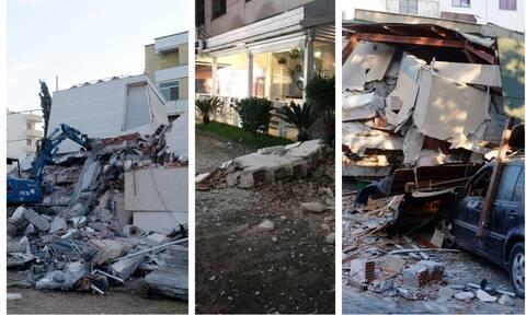 Αλβανία:Μαρτυρίες-σοκ για τα 6,4 Ρίχτερ που σκόρπισαν το θάνατο- 9 νεκροί και εκατοντάδες τραυματίες