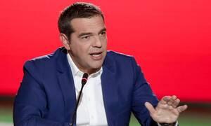 Τσίπρας: Οι σκέψεις μας αυτές τις δύσκολες ώρες είναι με τον αλβανικό λαό
