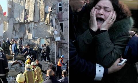 Σεισμός στην Αλβανία: Θρήνος και αγωνία πάνω από τα χαλάσματα - Νεκροί και δεκάδες εγκλωβισμένοι