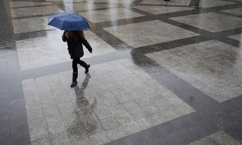 Ο καιρός την Τετάρτη (27/11) - Πού θα βρέξει