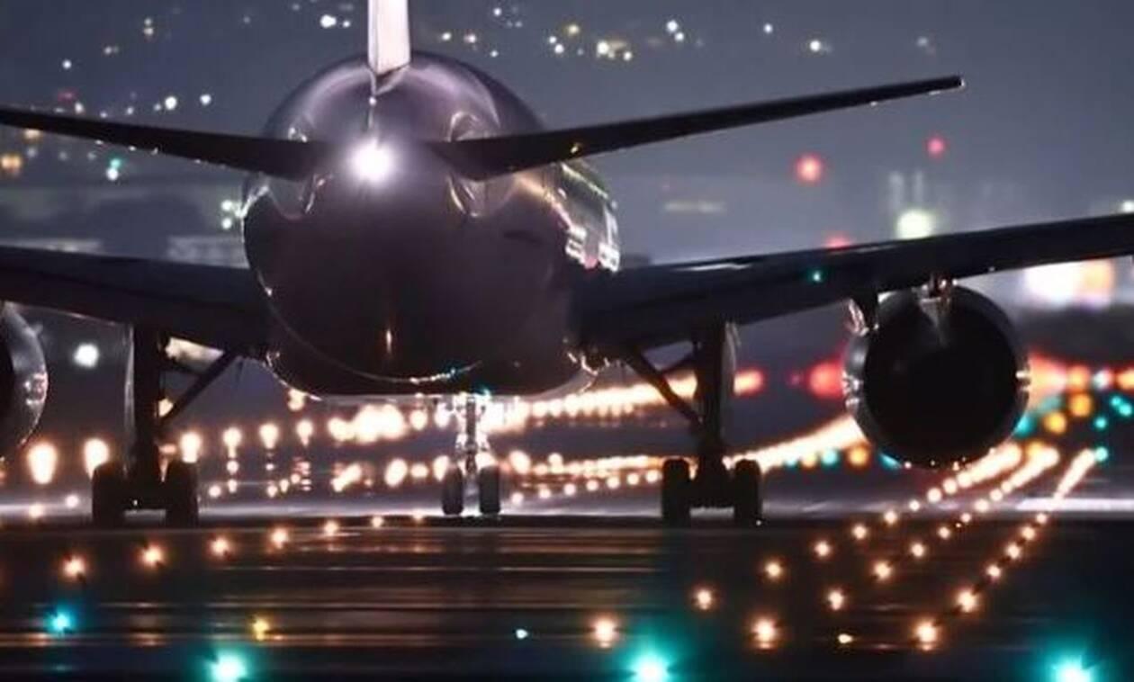 Αναγκαστική προσγείωση αεροπλάνου - Ο πιλότος έπαθε έμφραγμα
