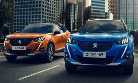 Δείτε πόσο κοστίζει το νέο Peugeot 2008 στη Γερμανία
