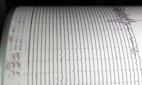 На Крите произошло землетрясение магнитудой 5,9 балла