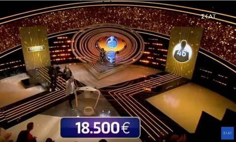 Κέρδισαν 18.500€ στο τηλεπαιχνίδι του Γιώργου Λιάγκα!