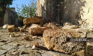 Σεισμός στην Κρήτη: Βίντεο-ντοκουμέντο από τη στιγμή που «χτύπησε» ο Εγκέλαδος