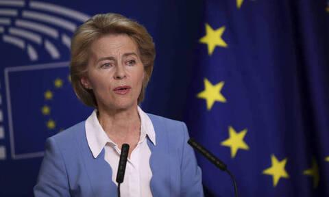Ούρσουλα φον ντερ Λάιεν: Αλβανία και Σκόπια θα άξιζαν να ξεκινήσουν ενταξιακές διαπραγματεύσεις
